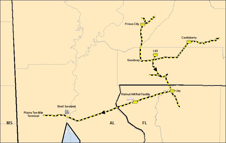 Asset Pipelines Jay Genesis Energy