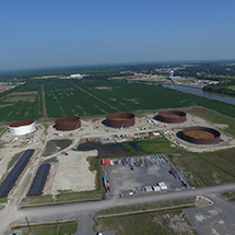 Baton Rouge Terminal | Genesis Energy