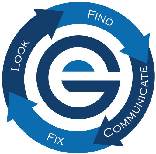 Look, Find, Communicate, Fix